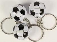 100 Fussball - Schlüsselanhänger