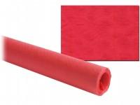Rote Tischtuchrolle
