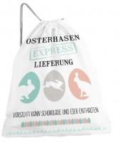 Beutel Osterhasen Express