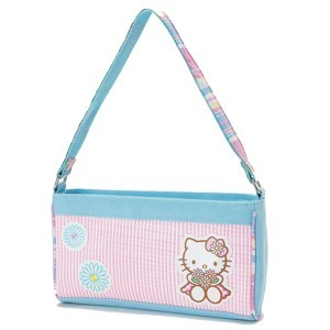 Hello Kitty Baguette Tasche Bloom