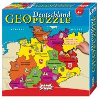 AMIGO GeoPuzzle Deutschland, d