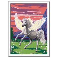 RAVENSBURGER Malset Traumhafter Pegasus