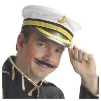 BOLAND Kapitänsmütze weiss