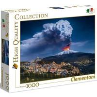 Clementoni Puzzle Ätna 1000 teilig