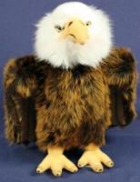 Plüsch Adler