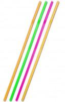 Jumbo Trinkhalme Neon