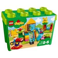 LEGO DUPLO Steinebox mit grossem Spiel-