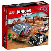 LEGO JUNIORS Rasante Trainingsrunden in