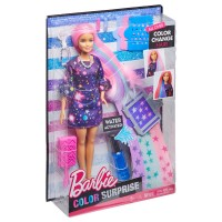 BARBIE Barbie Haarfarbenspass blond