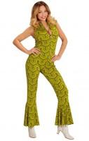 Groovy Jumpsuit grün S