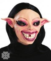 Gesichtsmaske Alien