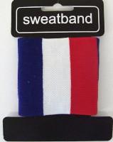 Schweissband Frankreich
