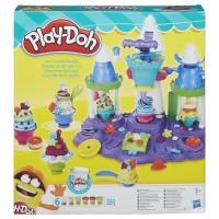 PLAY-DOH KITCHEN Play-Doh Eiscreme Schloss