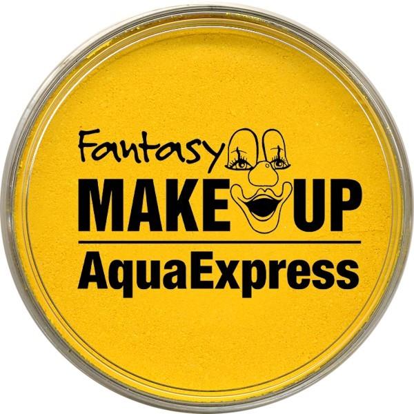 Aqua Express Schminke gelb 15gr