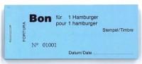 Bon für 1 Hamburger