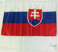 Autofahne Slowakei