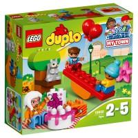 LEGO DUPLO Geburtstagsparty