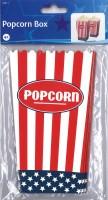 Popcorn Behälter USA