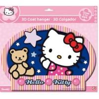 Hello Kitty Kleiderhaken leuchtet im Dunkeln