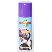 Haarspray purple