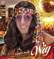 Perücke Hippie Dude Lennon