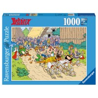 RAVENSBURGER Puzzle Asterix in Italien