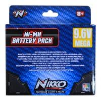 Nikko Nikko 9.6V Ni-MH Mega Akku