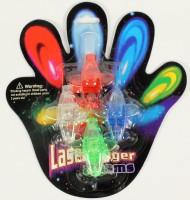 Finger-Lampen