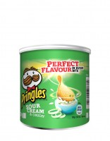 Pringles Sourcream & Onion 40g x 12