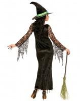 Kostüm Schwarze Hexe L