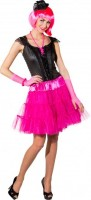 Neonpinker Petticoat L/XL