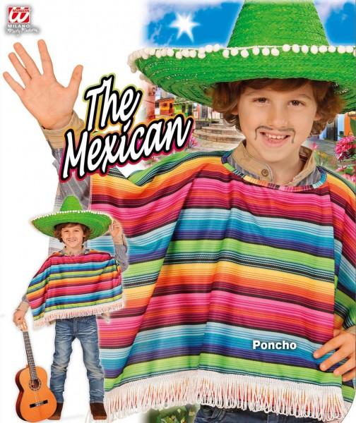Mexikaner Poncho 75cm
