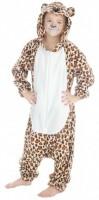 Kinderkostüm Onsie Leopard 140cm