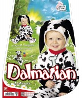 Kinderkostüm Dalmatiner 90cm