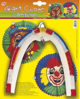 Clown Lampion