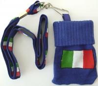 Handysocke und Band Italien