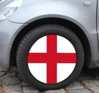 Radsocken für Auto England