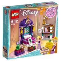 LEGO DISNEY PRINCESS Rapunzels Schlafgemach