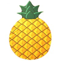 Sombo Strandtuch Ananas