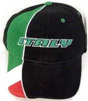 Flag-Cap Italien
