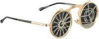 Bike Brille Steampunk