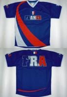 T-Shirt Frankreich S