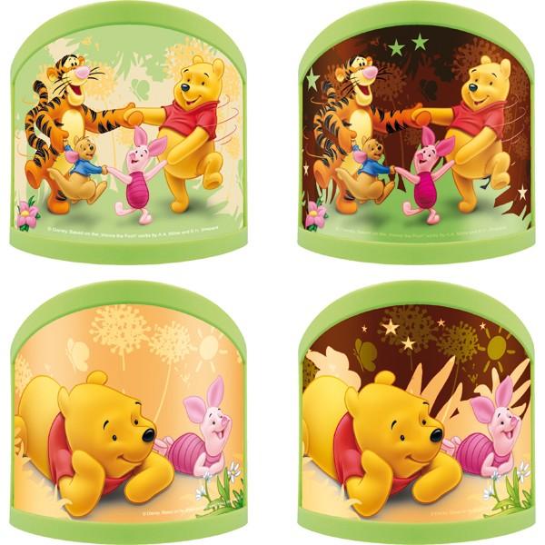 Winnie the Pooh Kindernachtlicht, assortiert