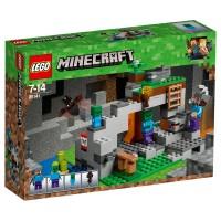 LEGO MINECRAFT Zombiehöhle