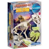 Ausgrabungsset Smilodon FLUO