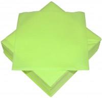 Hellgrüne Servietten