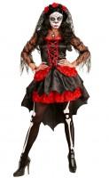 Kostüm Braut Dia de los Muertos L