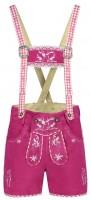 Hot Pink Trachtenhose Grösse 38