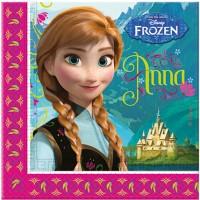 Frozen 20 Papierservietten Frozen