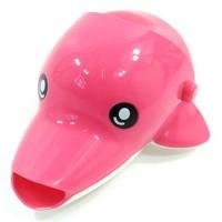 VMAX VMAX Wasserhahnverlängerung Delfin pink